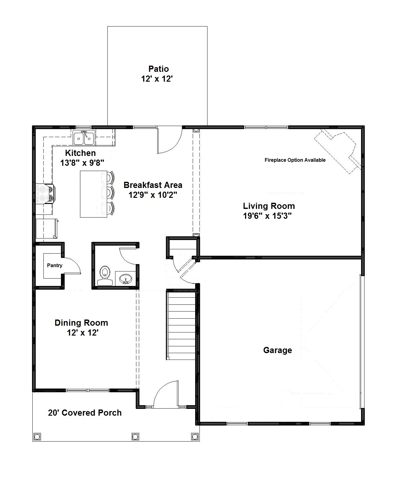 Link to First Floor Plans