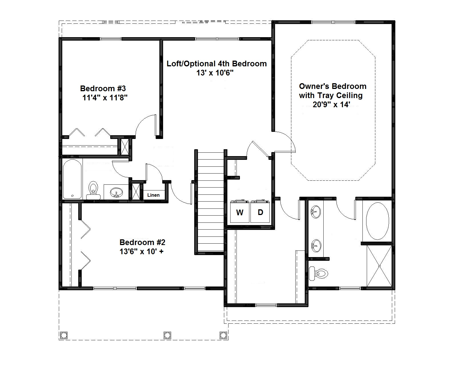 Link to Second Floor Plans